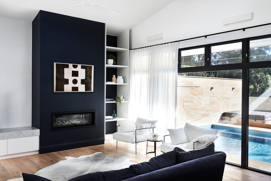 Black and white interiors are perennially stylish, and this Sydney renovation proves, yet again, just why