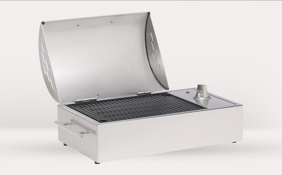 Enjoy Big Grill Flavor in Small Spaces with the Kenyon Portable City Grill