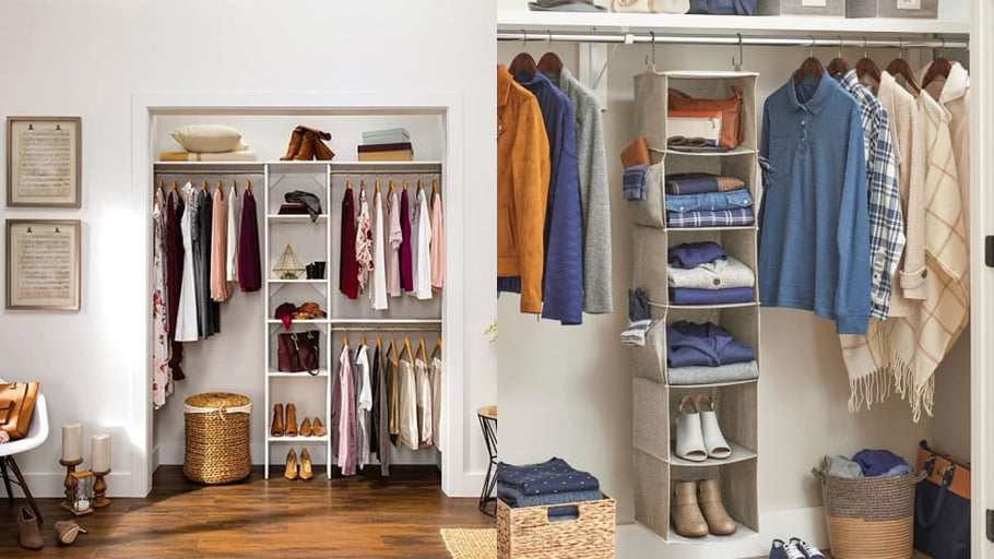 12 must-have products to keep your closet organized