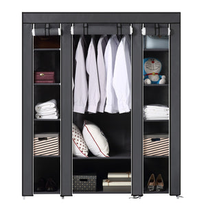 "5 9"" Portable Clothes Closet"