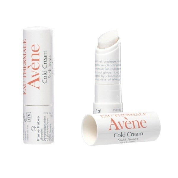 Avène Cold Cream stick labbra nutriente