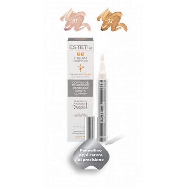 ESTETIL High Performance - BB CREAM Correttore 5in1