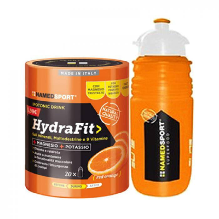 Named HydraFit>