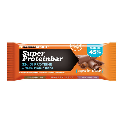 Named Super Proteinbar 45% Cioccolato