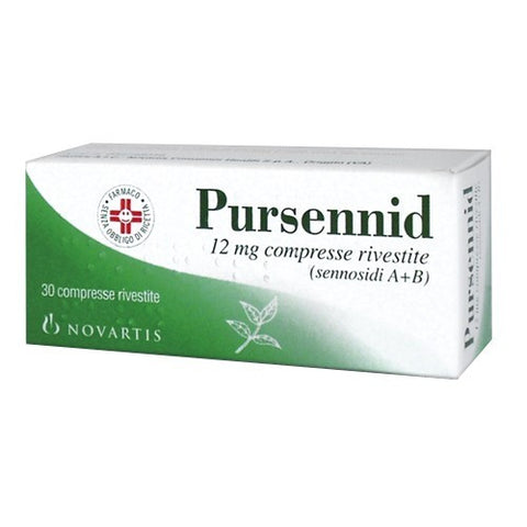 Pursennid compresse