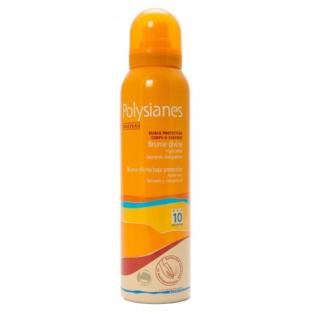 Polysianes Spray Divino SPF10