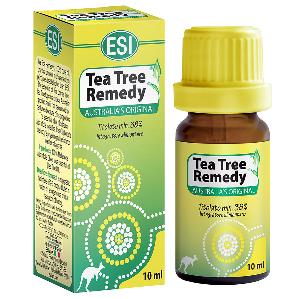 Tea Tree Remedy Oil