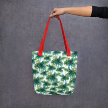 Load image into Gallery viewer, Plant Pattern Tote bag