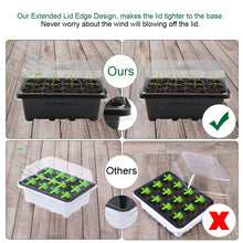 Load image into Gallery viewer, Large Cell Seedling Starter Germination Kit