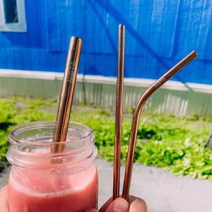 NOTA Straw | Rose Gold