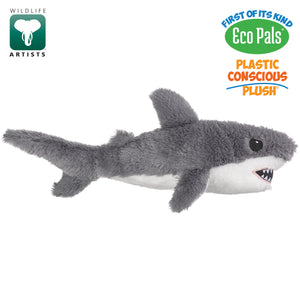 Eco Pal - Great White Shark Plush