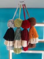 Wayuu Wool Keyrings
