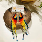 Beaded earrings threader - Mostacilla