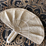 Handwoven Fan Design
