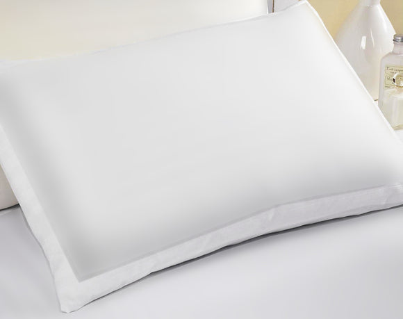Pair of Oxford pillow cases