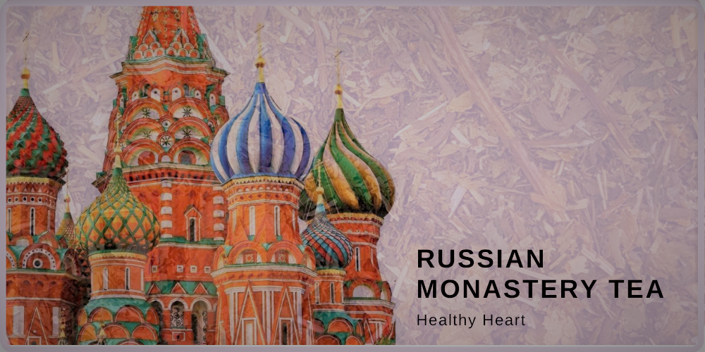 Russian monastery tea collection healthy heart