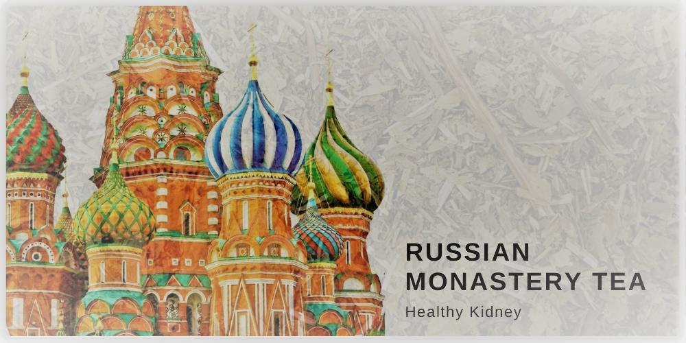 Russian monastery tea collection healthy kidney