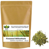 Wild Harvested Organic Fireweed Willowherb (Epilobium Angustifolium) Кипрей from Altai Mountains, Siberia, Russia.