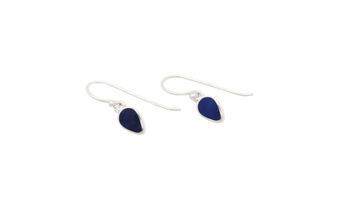 Tear Drop Earrigns - David Scott-Walker - Monkey Puzzle Jewellery