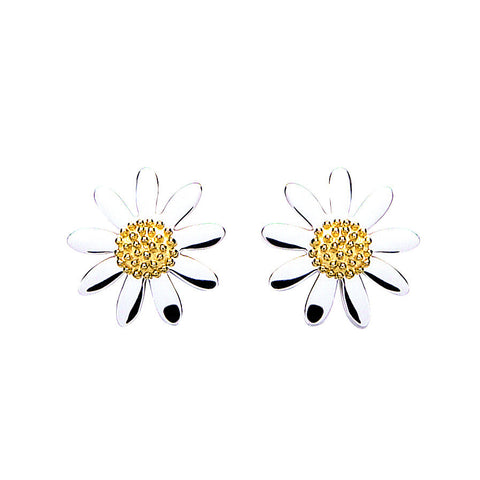6mm Daisy Studs - Daisy - Monkey Puzzle Jewellery