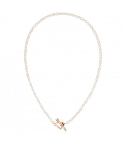 Valentina Rose Gold Necklace - Claudia Bradby - Monkey Puzzle Jewellery