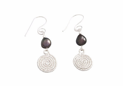 Drop Earrings - Jan Allison - Monkey Puzzle Jewellery