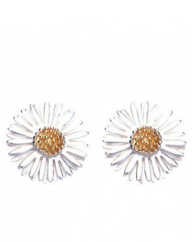 12mm Michaelmas Earrings - Daisy - Monkey Puzzle Jewellery