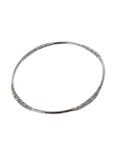 Rio Bangle Silver - Reeves & Reeves - Monkey Puzzle Jewellery