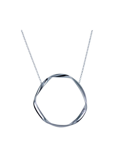 Bermuda Ring Necklace - Reeves & Reeves - Monkey Puzzle Jewellery