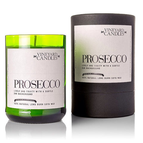 Prosecco Scented Soy Wax Candle