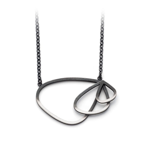 Triple Loop Pendant