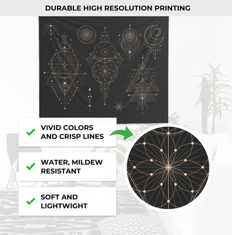 Durable High Resolution Printing