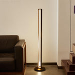 Modern Nordic Parallel LED Floor Lamp
