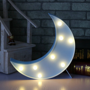 LED Moon Night Light