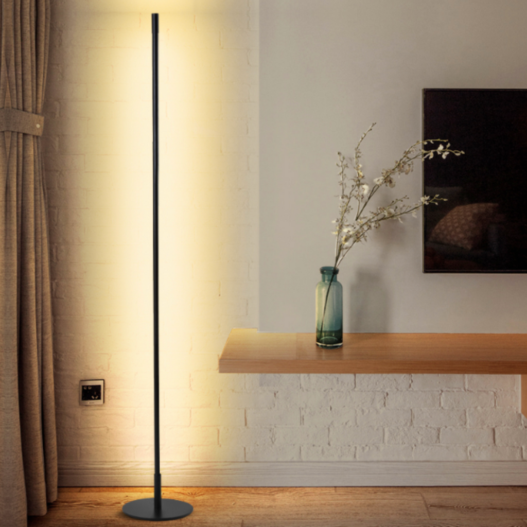 Modern Minimal LED Floor Lamp