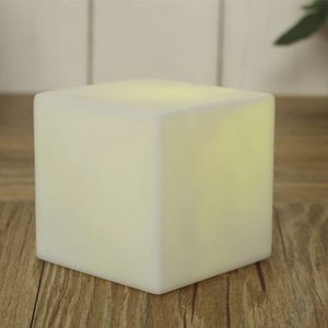 Tesseract Cube Dimmable Color Changing LED Light
