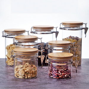 Lasi - Glass Storage Jars