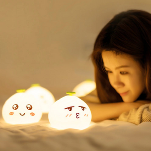 Dumpling Silicone LED Lamp