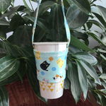 Eco-Friendly Drink Carrier (Perfect for Boba, Coffee, Tea, Smoothie)