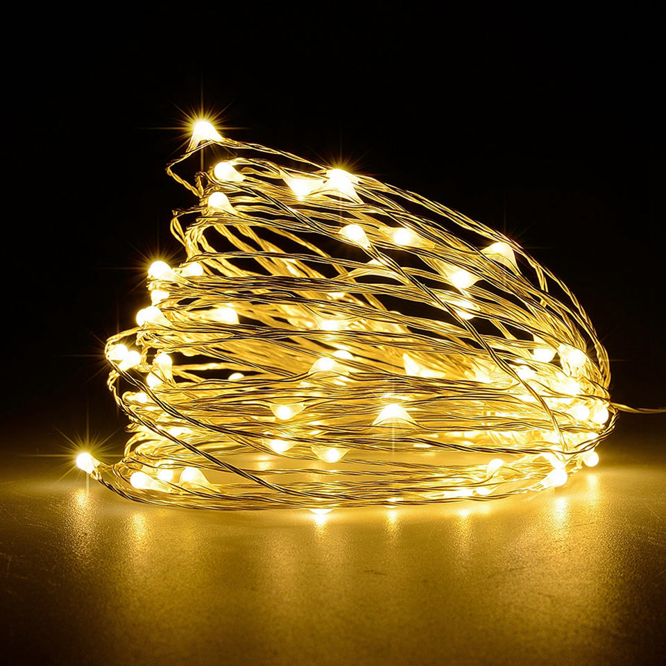 LED Fairy String Lights (Set of 2)