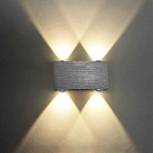 LED Cube Box Wall Lamp