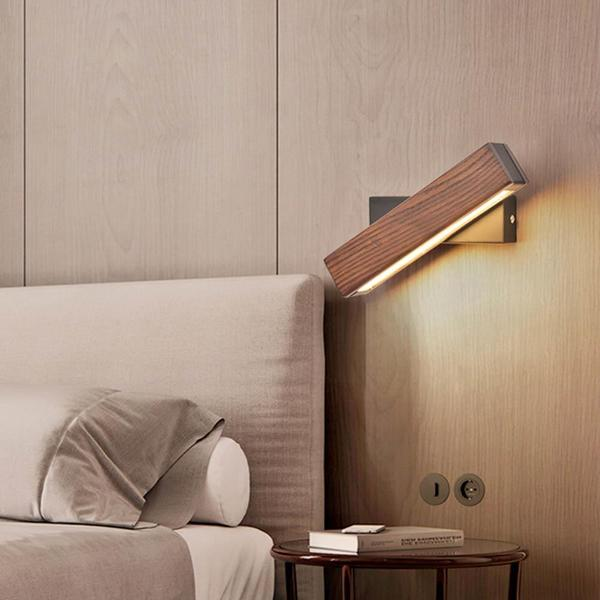 Rotating LED Lamp