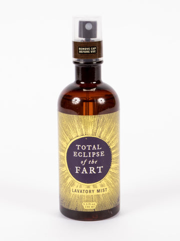Total Eclipse Of The Fart Lavatory Mist