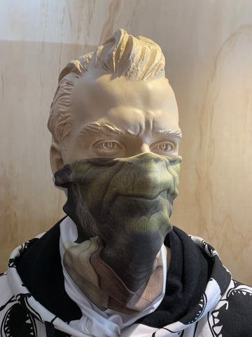 Yoda, Star Wars, Washable Face Mask