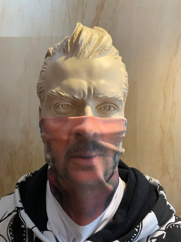 Joe Exotic - Tiger King Face Mask