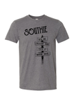 Southie Road Sign T-shirt