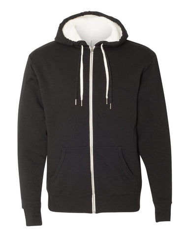 Independent Sherpa-Lined Hooded Sweatshirt