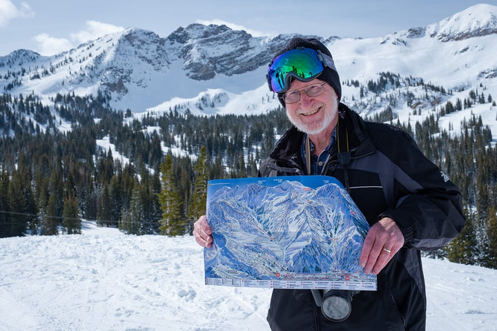 James Niehues to be Inducted into U.S. Ski and Snowboard Hall of Fame and Winter 2019-20 Book Tour