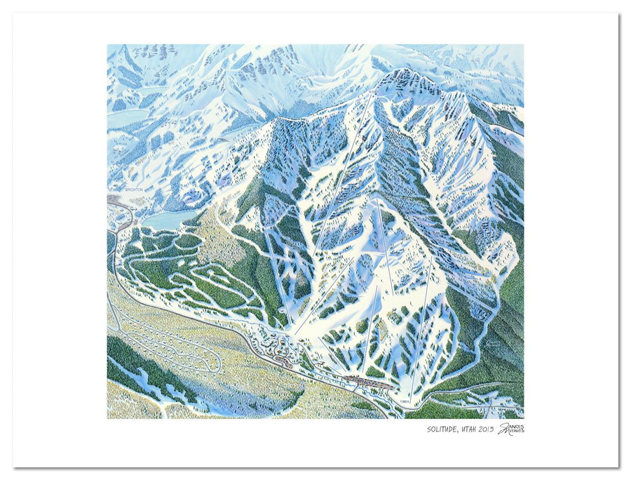Solitude Ski Area | Solitude Ski Resort | by James Niehues