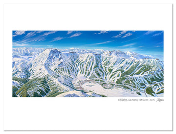 Kirkwood Ski | Kirkwood Ski Map | by James Niehues